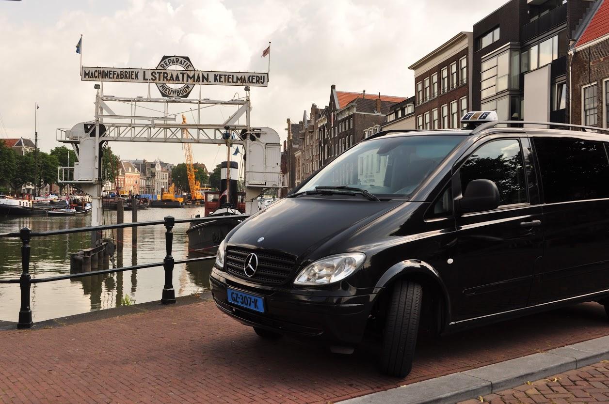 Taxi bus vervoer - Taxi Forward Dordrecht